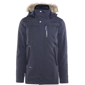 Bergans Sagene 3in1 Jacket Men Outer:Dark Navy/Inner:DustyBlue